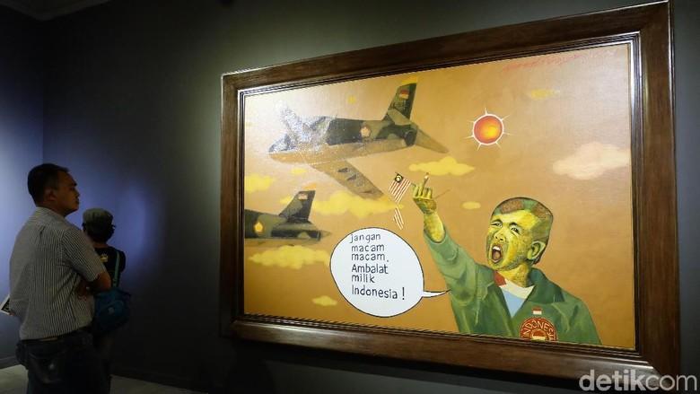 Cerita Masdibyo Lukis Teror Bom di Thamrin hingga Ambalat