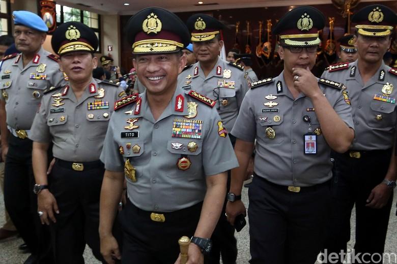 Wiranto Batalkan Usulan Polisi Jadi Pj Gubernur, Kapolri Sependapat