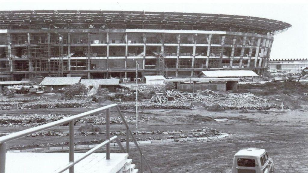 Begini Saat Indonesia Bersiap Sambut Asian Games 1962