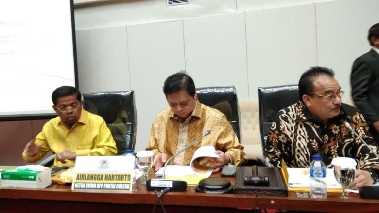2 Menteri dari Golkar Rangkap Jabatan, PAN Ingatkan Komitmen Jokowi