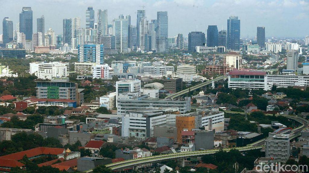 Sejak Awal Target Jokowi Ekonomi Tumbuh 7% Tidak Realistis