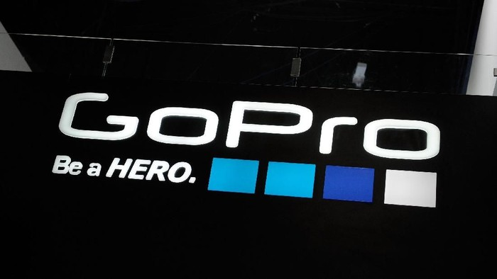 Logo GoPro. Foto: GettyImages