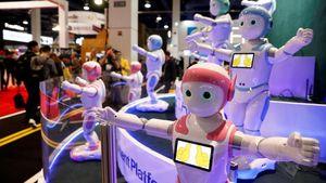 Laundroid, Robot Pencuci Baju yang Curi Perhatian CES 2018