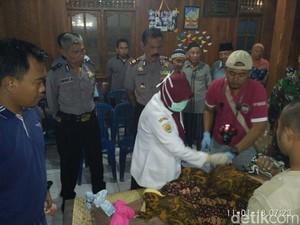 Seorang Petani Ditemukan Tewas di Lahan Bawang Merah di Grobogan
