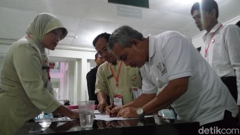7 Paslon Pilkada Jateng Jalani Tes Kesehatan di RSUD dr Moewardi