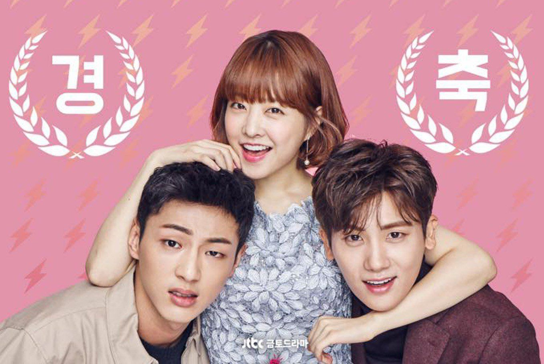 Drama Korea Strong Woman Doo Bong-Soon meraih rating tinggi di JTBC.