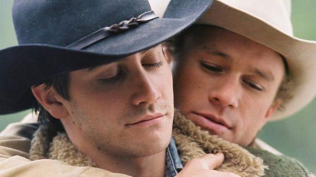 Jake Gyllenhaal dan Heath Ledger