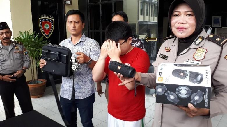 Niat Cari Kerja, Pria Asal Jakarta Ini Justru Ditangkap Polisi