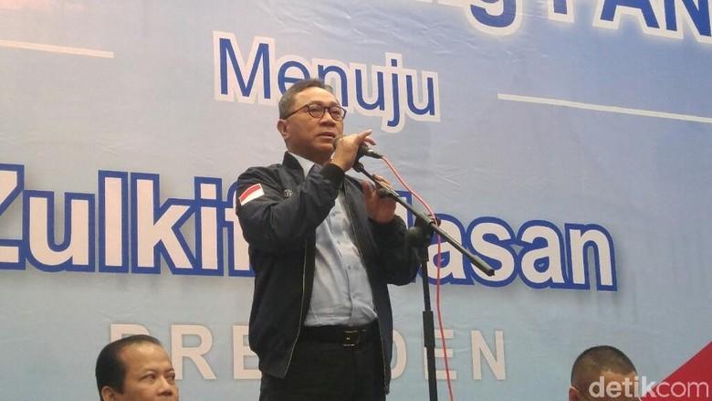 Zulkifli Puji Menteri Jokowi yang Tepis Tudingan Amien Pakai Data