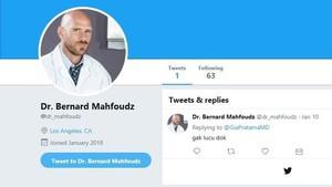 Meme Pakar Vaksin Dr. Bernard Mahfoudz Ramaikan Medsos