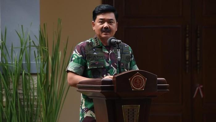 Panglima TNI Marsekal Hadi Tjahjanto meresmikan Gereja Katolik Bunda Maria Fatima