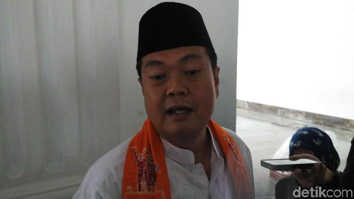 Kepala Dishub DKI Jakarta Andri Yansyah