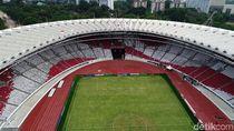 GBK Terpilih Jadi Stadion Terfavorit di ASEAN Versi AFC
