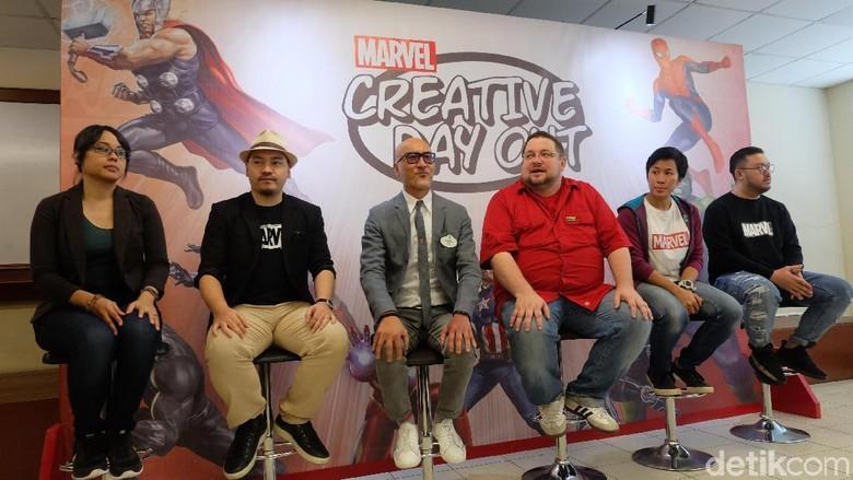 Tak Hanya Ilustrator, Marvel Comics Juga Cari Penulis Naskah
