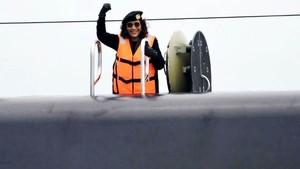 Susi: Tenggelamkan Kapal Bukan Hobi, Itu Putusan Pengadilan