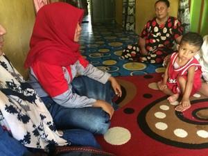 Tolong! Balita di Aceh Alami Bocor Jantung dan Tak Ada Biaya