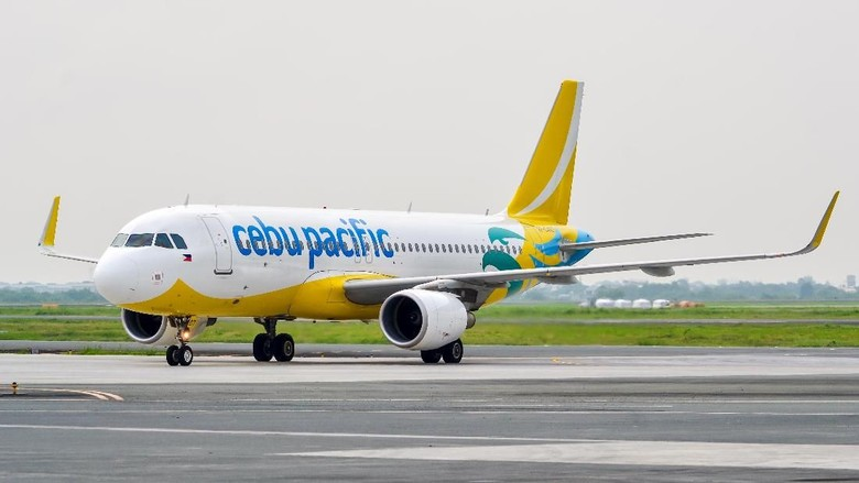 Foto: (dok Cebu Pacific)