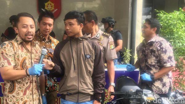 Pelaku Curanmor Bersenpi Ditembak Mati Polisi di Bekasi