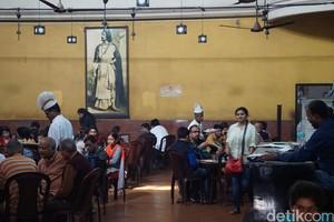 Begini Rupa Warung Kopi Paling Hits di Kolkata