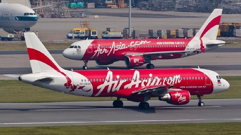 Armada AirAsia (Wong Chi Lam/planespotter)