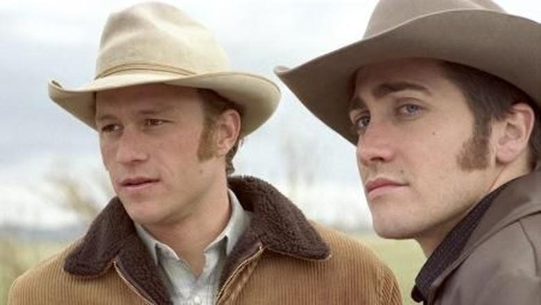 Cerita Jake Gyllenhaal dan Heath Ledger Bersahabat karena Frustasi