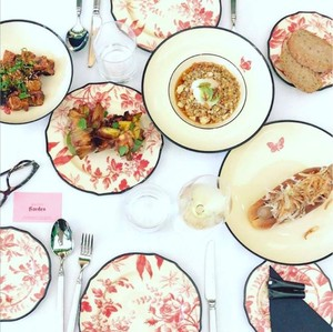 Mengintip Suasana & Makanan Gucci Osteria Lewat 10 Gambar Ini
