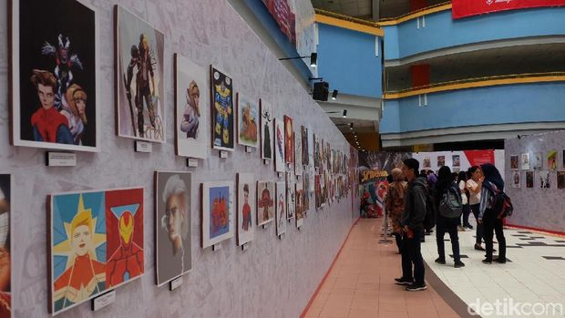 'Marvel Creative Day Out 2018' Kembali Hadir di Indonesia