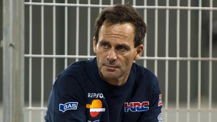 Alberto Puig jadi pengganti Livio Suppo di Repsol Honda (Foto: Mirco Lazzari gp/Getty Images)
