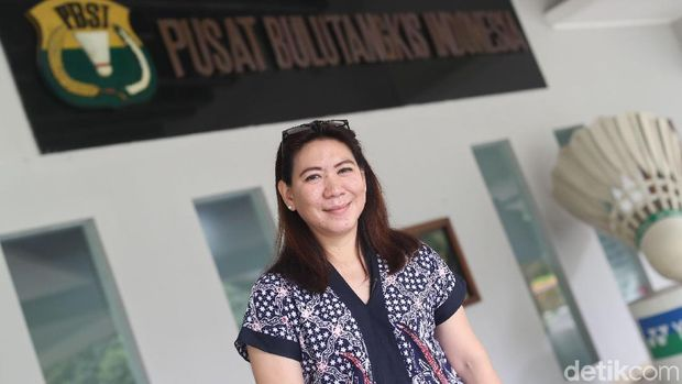 Kepala Binpres PP PBSI, Susy Susanti