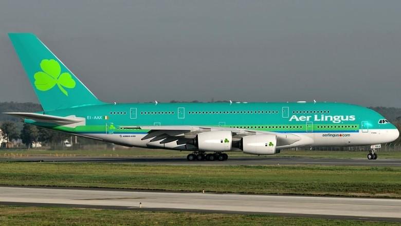 Ilustrasi pesawat maskapai Aer Lingus (Aer Lingus)