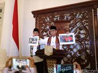 Gubernur DKI Anies Baswedan saat merilis soal tunggakan pajak mobil mewah di DKI, 12 Januari lalu.
