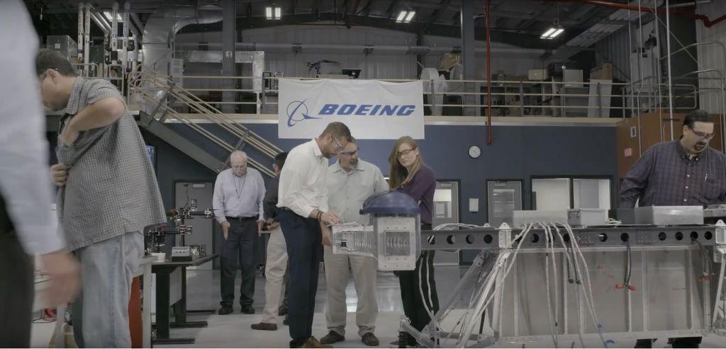Boeing membuat gebrakan dengan meluncurkan prototipe drone kargo anyarnya. (Foto: Screenshot)
