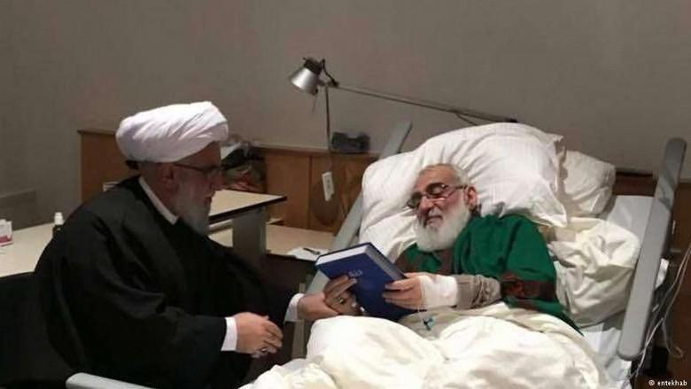 Mantan Jaksa Agung Iran Terpaksa Lari dari Pengobatan di Jerman