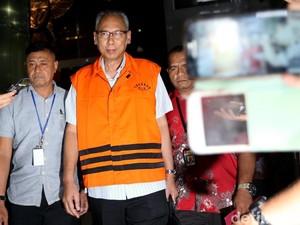 Dokter Bimanesh Langsung Ditahan KPK