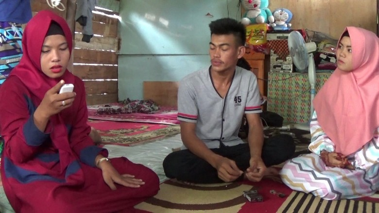 Kesaksian Keluarga Pengantin Pingsan soal Munculnya Sang Mantan