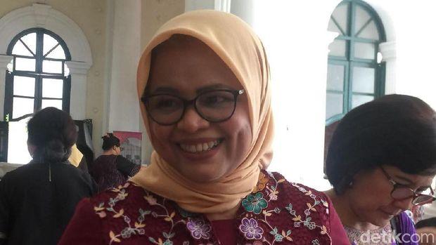 Fery Farhati Ganis, istri Gubernur DKI Jakarta Anies Baswedan