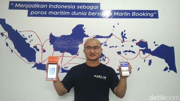 CEO Marlin Booking, Ali Sadikin