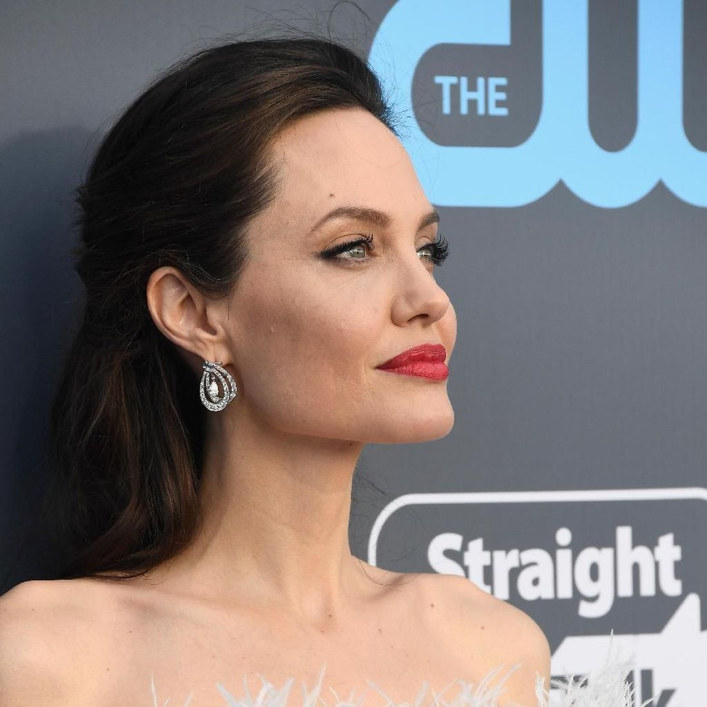 Kecam Angelina Jolie soal Perceraian, Brad Pitt Cemaskan Anak