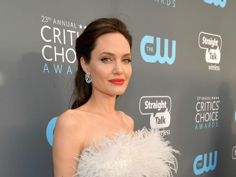 Foto: Angelina Jolie (Kevin Winter/Getty Images)
