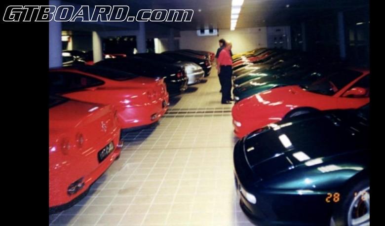 Kolektor Mobil Terbanyak Sepanjang Sejarah Punya 5.000 Mobil Foto: Pool (DupontRegistry)