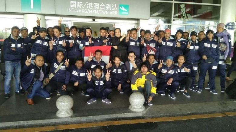 7 Bulan Kerja di Kapal China Tanpa Jelas Gaji, 83 WNI Dipulangkan