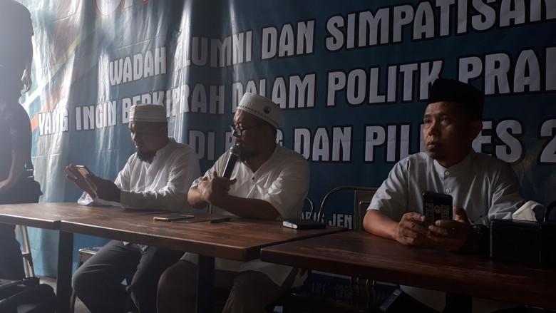 Alumni 212: La Nyalla Vs Prabowo Tak Terkait dengan Kami