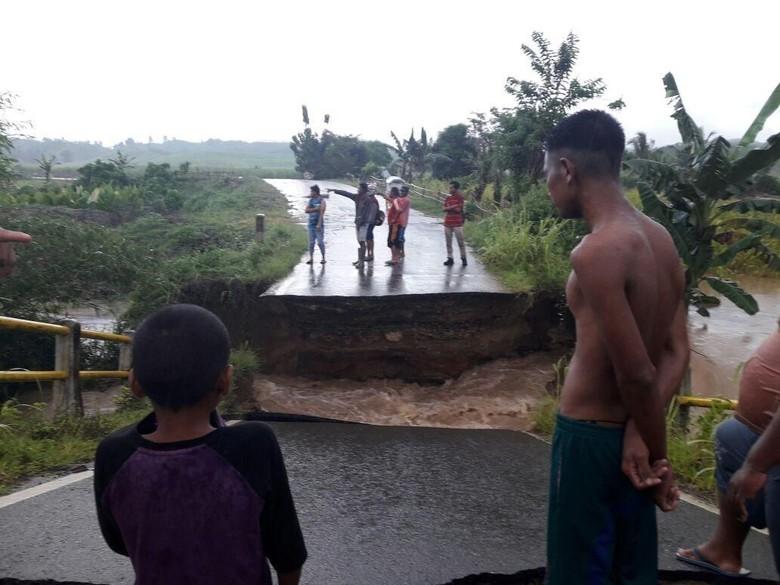 Ratusan Rumah di Gorontalo Terendam Banjir