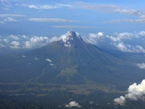 Gunung Mayon Filipina Erupsi, Masyarakat Dievakuasi