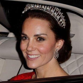 Meghan Markle Tidak Boleh Pakai Tiara Seperti Kate Middleton