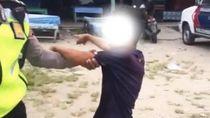 Kids Jaman Now di Aceh Ini Marah-marah saat Ditilang