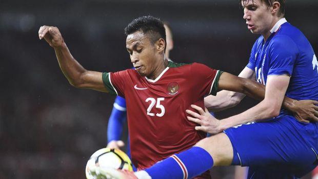Osvaldo Haay bisa menjadi andalan Timnas Indonesia di sektor sayap.