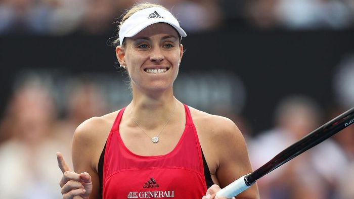 Angelique Kerber percaya diri menatap Australia Terbuka 2018. (Foto: Mark Metcalfe/Getty Images)