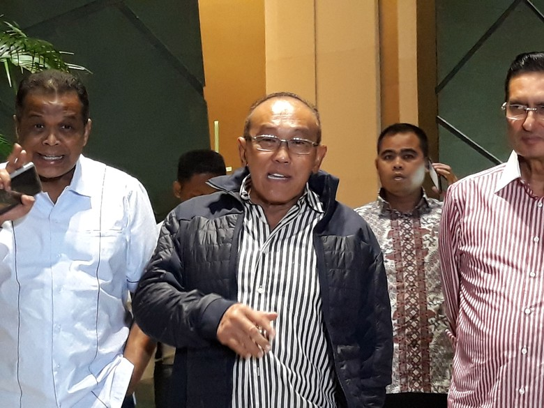 Dukung Bamsoet Jadi Ketua DPR, Ical Bicara Penghentian Pansus KPK