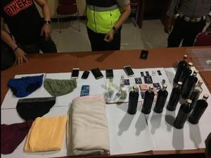 Gerebek Pesta Gay di Cianjur, Polisi Sita Celana Dalam dan Kondom